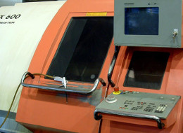 Gildemeister CTX 600